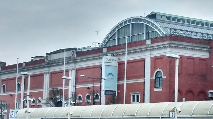 London Olympia, site of IoT Tech Expo 2017