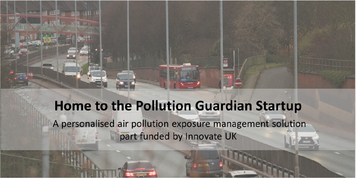 Pollution Guardian IoT solution for avoiding pollution